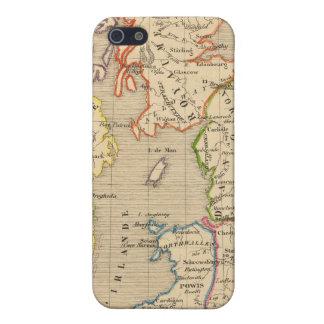 Angleterre, Ecosse & Irlande en 900 iPhone 5 Cover