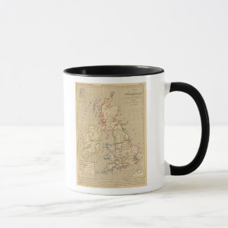 Angleterre, Ecosse & Irlande en 900 Mug