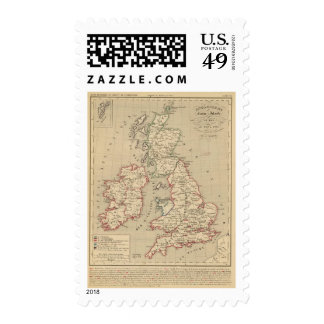 Angleterre, Ecosse, Irlande et Man 1100 a 1280 Postage