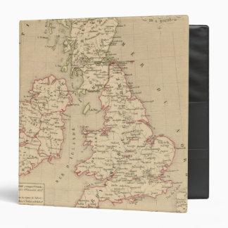 Angleterre, Irelande & Ecosse 1281 a 1400 Binder
