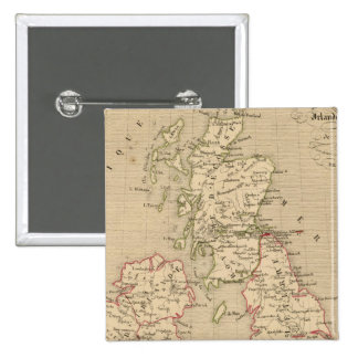 Angleterre, Irelande & Ecosse 1281 a 1400 Button