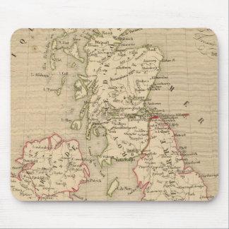 Angleterre, Irelande & Ecosse 1281 a 1400 Mouse Pad