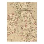 Angleterre, Irelande y Ecosse 1281 un 1400 Postales