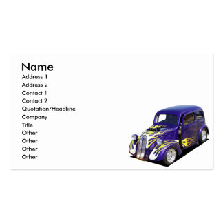 Anglia Double-Sided Standard Business Cards (Pack Of 100)