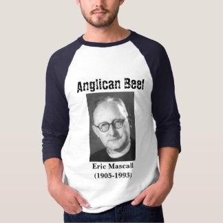 Anglican Beef, Eric Mascall T-Shirt