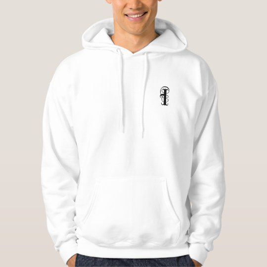 Anglican I solid Hoodie