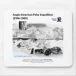 Anglo-American Polar Expedition I - Time for Lunc Mouse Pad