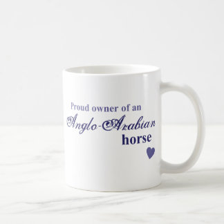 Anglo-Arabian horse Coffee Mug