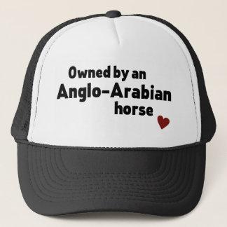 Anglo-Arabian horse Trucker Hat