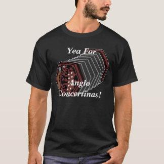 Anglo Concertina T-Shirt