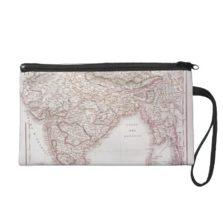 Anglo-Indian Empire Wristlet Clutch