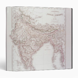Anglo-Indian Empire Binder