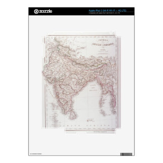 Anglo-Indian Empire Decals For iPad 3