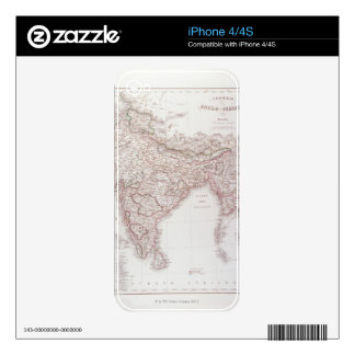 Anglo-Indian Empire iPhone 4 Decals