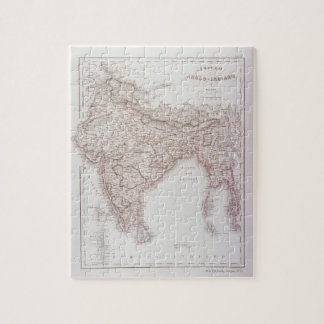 Anglo-Indian Empire Jigsaw Puzzle
