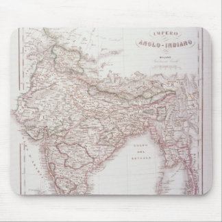 Anglo-Indian Empire Mouse Pad