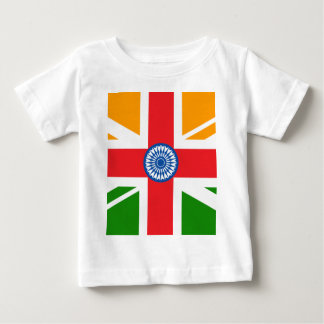 Anglo Indian Flag T Shirt
