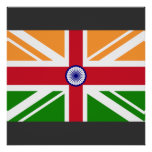 Anglo Indian Indentity, India Poster