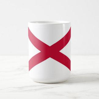Anglo Irish ethnic flag england ireland english Coffee Mug