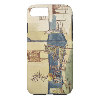 Anglo Japanese style furniture designs by Edward W iPhone 8/7 Case