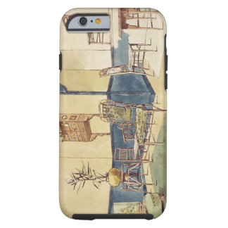 Anglo Japanese style furniture designs by Edward W Tough iPhone 6 Case