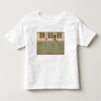 Anglo-Japanese Wall Design, c.1860 (w/c & pencil o Toddler T-shirt
