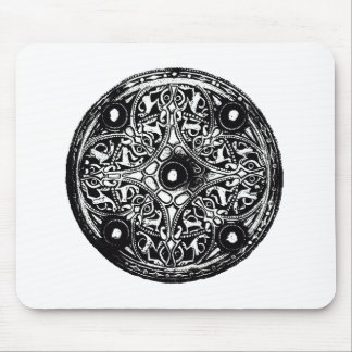 Anglo-Saxon brooch Mouse Pad