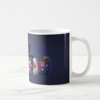 Anglo-Saxon Countryballs Coffee Mug