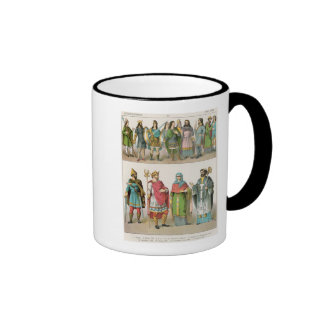 Anglo-Saxon Dress Mugs