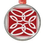 Anglo-Saxon Knot Metal Ornament