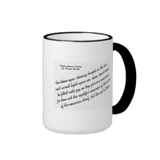 Anglo-Saxon Love Poetry by Frank Castle - Poem 2 Mugs