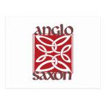 Anglo Saxon Postcard