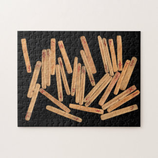 Anglo-Saxon Rune Staves Jigsaw Puzzle