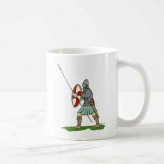 Anglo-Saxon Warrior Coffee Mug