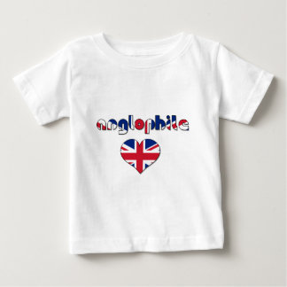 Anglophile Baby T-Shirt