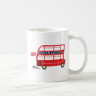 Anglophile Coffee Mug
