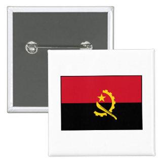Angola - Angolan Flag Pin