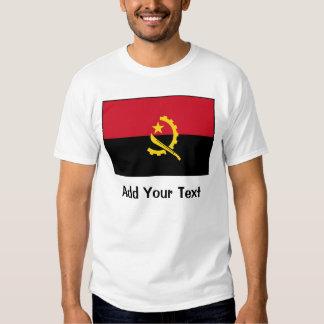 Angola - Angolan Flag T Shirt
