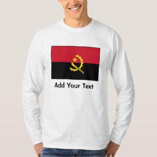 Angola - Angolan Flag T-shirt