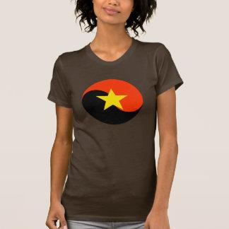 angola aviation roundel tee shirts