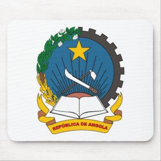 Angola Coat of Arms 1992 Mousepad