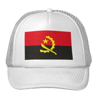 Angola Flag 1975 Hat