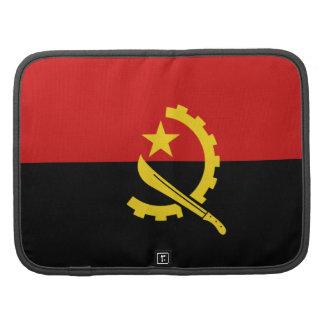 Angola Flag Folio Organizer