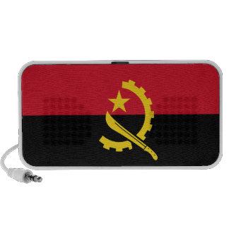 Angola Flag iPod Speakers