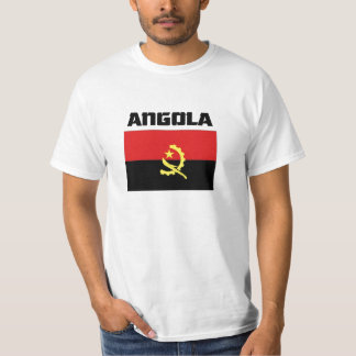Angola Flag T-Shirt