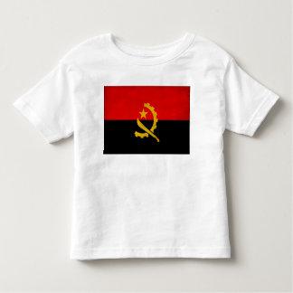 Angola Flag Toddler T-shirt