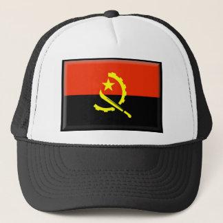 Angola Flag Trucker Hat