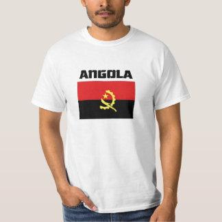 Angola Flag Tshirt