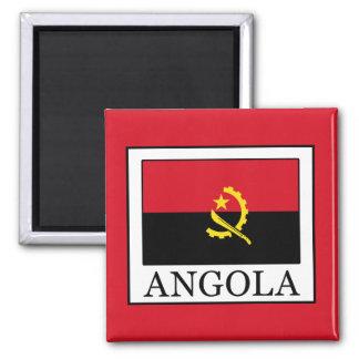 Angola Imán Cuadrado