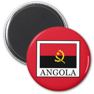 Angola Imán Redondo 5 Cm